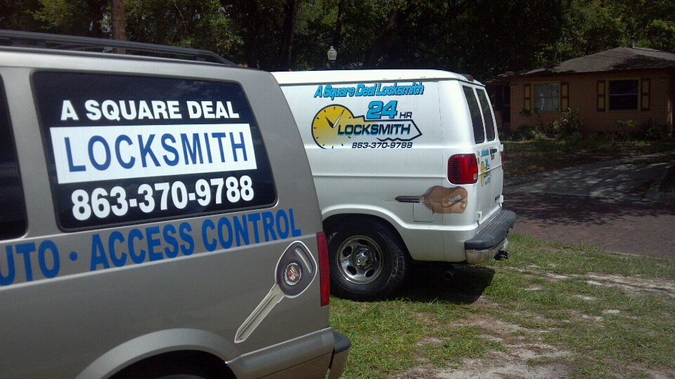 24/7 ASquare Deal Locksmith Moble Service